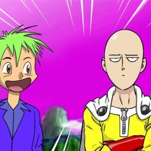 "ANIME ANIME Ep7 ""ONE PUNCH MAN"" Animation Parody Humor"
